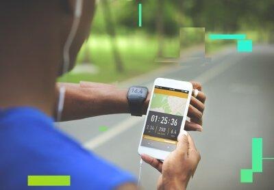 Las mejores aplicaciones para monitorear tu actividad física al patinar