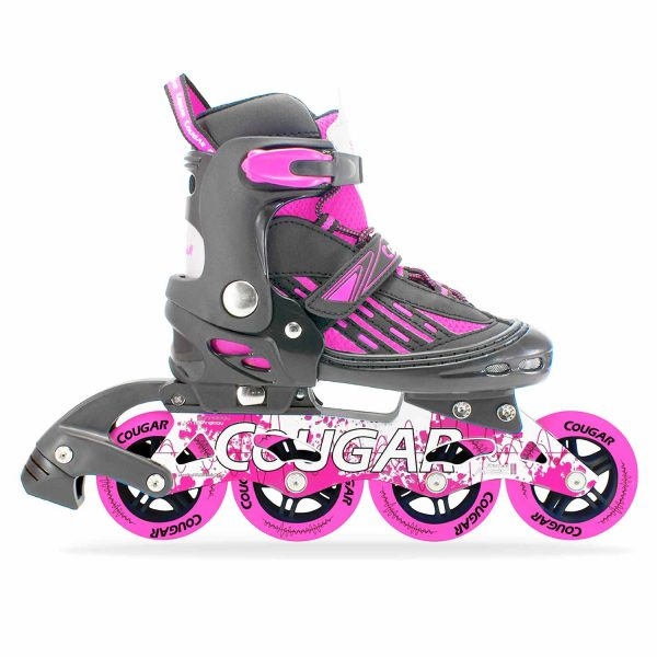 Patines-en-Linea-Semiprofesionales-Ajustables-Cougar-New-MS833LG-2-Fucsia_500x0